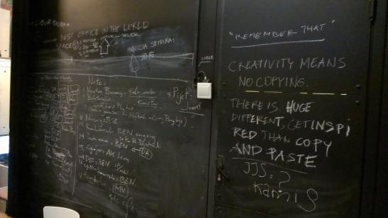Ideas Chalkboard