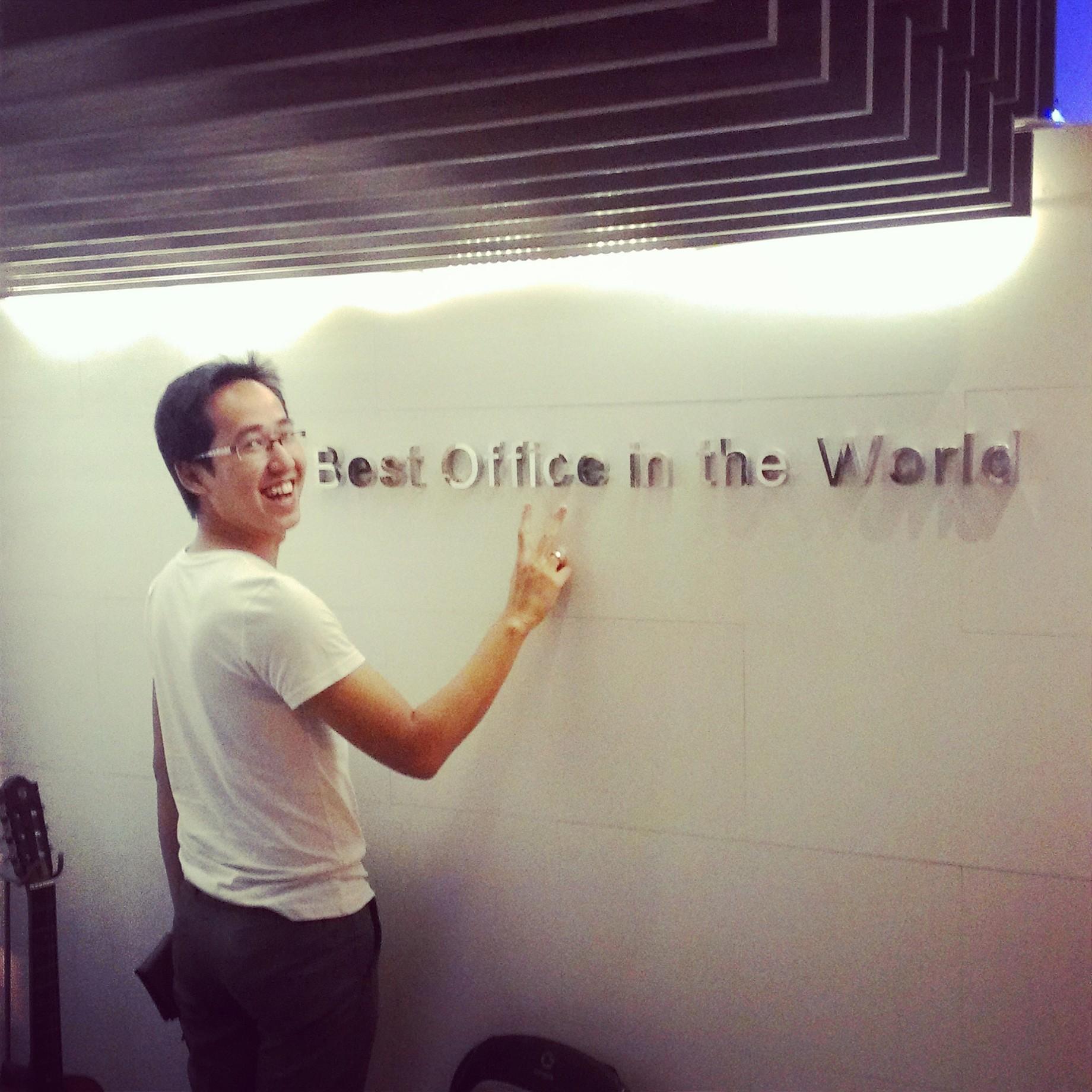 best office in the world best office in the world